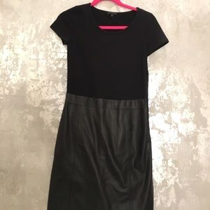 Theory Black Dress Worn Once
